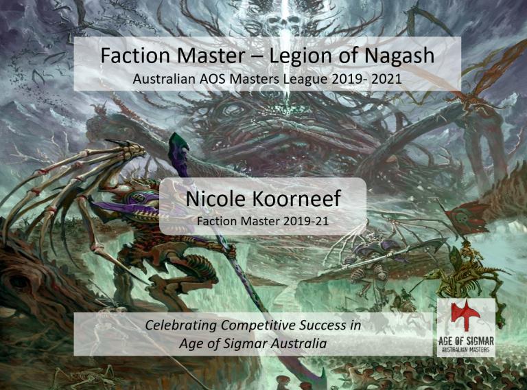 FM Legion of Nagash