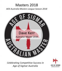 Master 2018